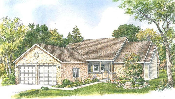 Hudson hill country plans for Hudson home designs